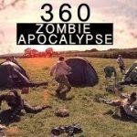 ゾンビアポカリプス ゾンビに襲われる世界で必死に生き残る人々を写すVR動画作品