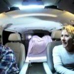 ゾンビホラーVR エンストした車にてゾンビに囲まれてしまうVR動画