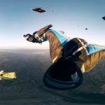 スカイダイビングのVR動画 でプロモーションを行うGoProの販促動画