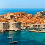 VR動画でクロアチアのドゥブロヴニク(アドリア海の真珠)の観光ガイド