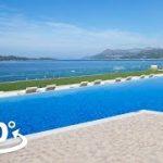 クロアチアのドゥブロヴニクのホテル[Valamar Dubrovnik President Hotel]のVR動画