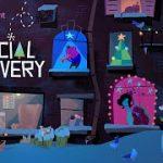 サンタとおじさんの追いかけっこアニメ Google Spotlight Stories [Special Delivery]