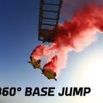 世界一高いビル[ブルジュ・ハリファ]からベースジャンプしちゃうVR動画