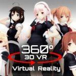 艦これで[気まぐれメルシィー] MMD VR動画