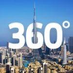 中東最大の観光都市「ドバイ」をVR動画で体験