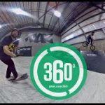 スケートボードとBMXのVR動画