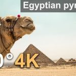 エジプトのピラミッドをラクダに乗りながら観ちゃう 観光VR動画