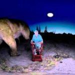 VR動画で恐竜を観察 恐竜の骨格や動いている姿を確認できちゃうVR動画