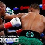 ボクシングの試合をリングのコーナーから観戦できちゃうVR動画