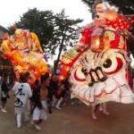 地域の観光PR動画 愛知県のお祭り 万燈祭のVR動画