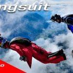 ウィングスーツで山肌すれすれのスカイダイビングしちゃうVR動画