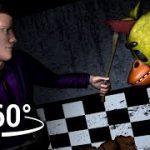 Five Nights at Freddy'sの人形になれちゃうVRホラー動画