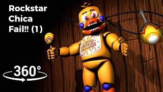 Five Nights at Freddy'sの人形の演奏を聴こう! ホラーVR動画