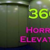 エレベーターで女の幽霊と出会っちゃうホラーVR動画
