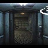 エレベーターのホラーVR動画