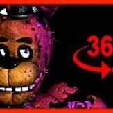 Five Nights at Freddy's で着ぐるみ人形に襲われるVRホラー動画