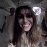 縛られた上でやばそうな精神病院を探索するVRホラー動画
